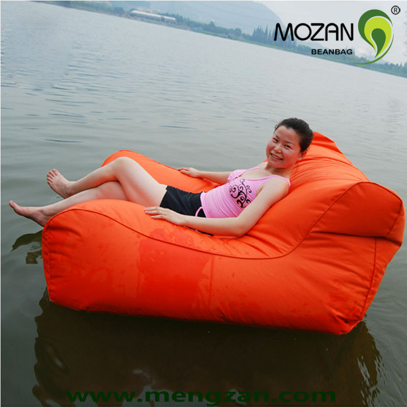 Cool style outdoor inflatable sofa outdoor hanging swing sofa