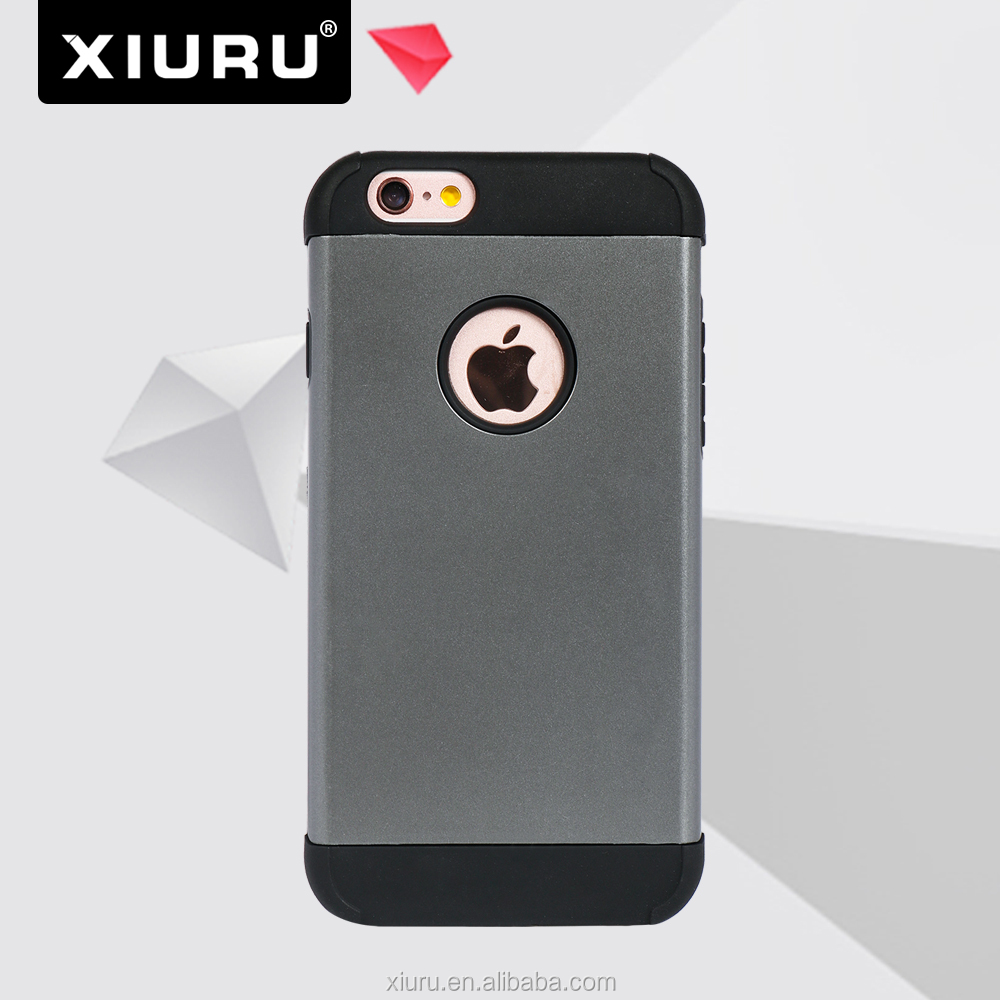 Hard Back Cover Sublimation Wholesale Silicone Cell Phone Case For Iphone 6 Custom XR-PC-98