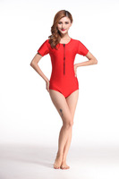 High Elastic Lycra Short Sleeve Swimming Wet Suit
