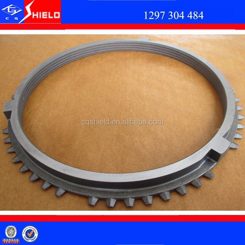 Auto Parts Dealer ZF16s181 Gearbox Parts Synchronizer Ring Volvo Part in Dubai 1297304484 ( equal to VOLVO No.1662711)