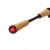 2016 NOEBY more lighter more sensitive IM8 graphite blanks spinning rod