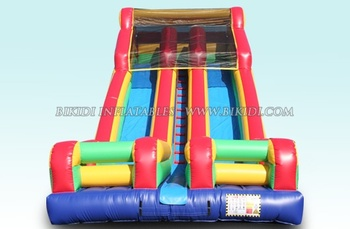 Water slide, inflatable water slide china B4055