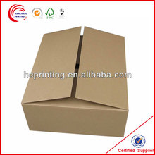 High end recycle carton box