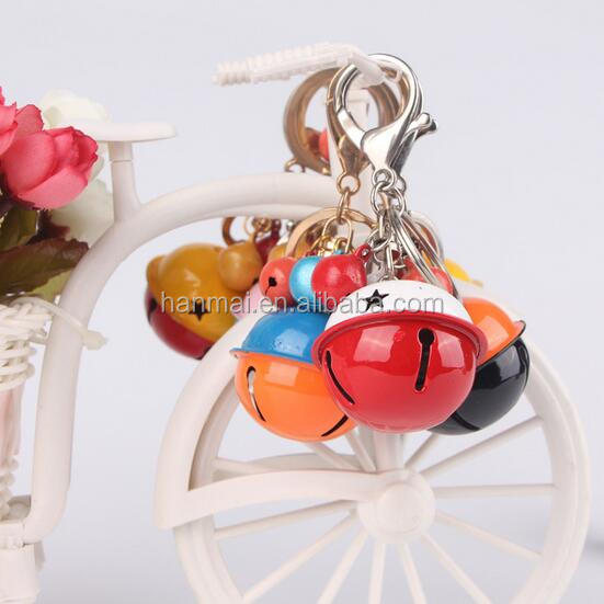 Jingle Bell for christmass multicolors , christmas bell decoration
