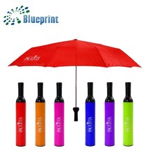 many color choose fancy sunscreen bottle deco wine umbrella