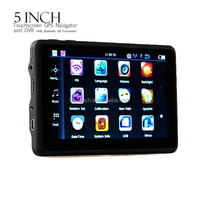 gps navigation 5'' / gps for auto