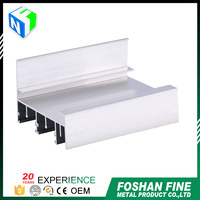 China factory liquid coating aluminum window screen frame parts