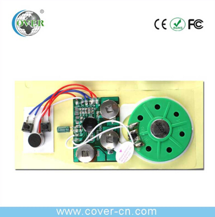 greeting card voice recorder module sound module for toys for music box