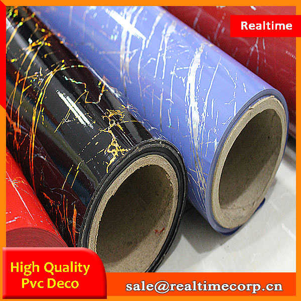 plastic holographic lamination film for mdf