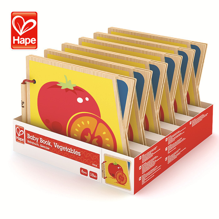 Hape Hot sale Water based paint cheap price wholesale printing children <strong>book</strong>