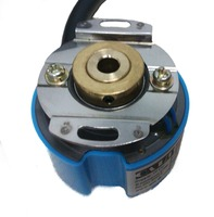 high precision ac dc servo motor encoder