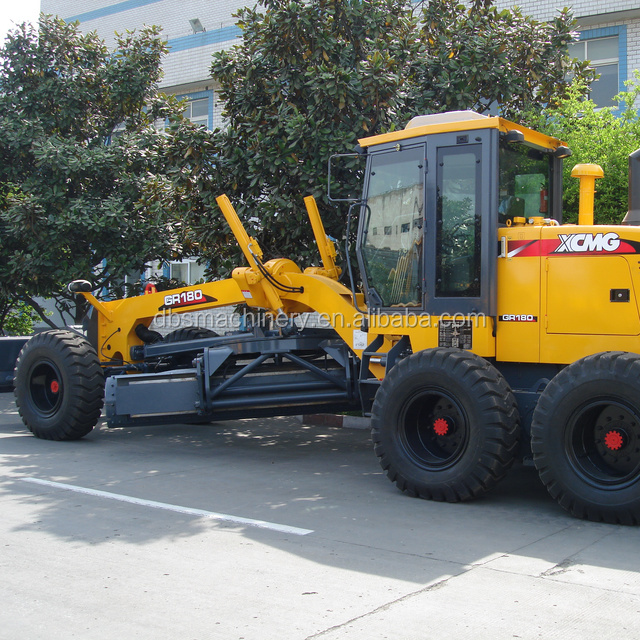 XCMG GR180 180hp Motor Grader with rear ripper