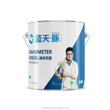 Environmental wall paint building paint