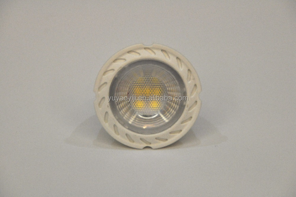 230v 120 Degree SMD Ra>80 Ce Rohs 6W High Lumens 6000k Spot Bulb Gu10 Led