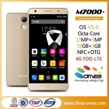 Latest 5.5 inch Octa-Core 4G LTE Android 5.0 Smart Phone or Android 5.0 SmartPhone or Android 5.0 mobile Phone