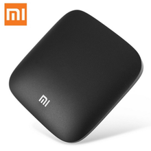 Xiaomi MI internet TV boxes Smart 4K Ultra High Definition 2G/8G Android 6.0 google WIFI Media Player Set Top Box Support OTA
