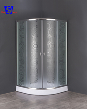 Tempered glass lowes freestanding spare parts shower enclosure in dubai