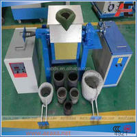 Factory price induction copper melting machine