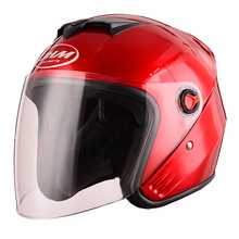 cool designs novelty 3/4 Open Face Motorcycle bicycle racing Helmet