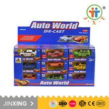 most popular products china 1:64 metal small toy die cast car model for children