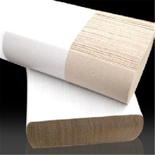 1-ply white recycled Z fold paper towel medical paper towel paper hand towel