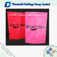 ziplock bag stand up pouches shiny surface mylar bags aluminum foil packets plastic pouch