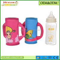 baby feeder bag with handle/bottle warmer/neoprene infant bottle cover
