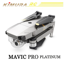 Original DJI Mavic Pro Platinum Drone With HD Camera and GPS GLONASS