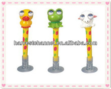 new novelty popular pop-eye ballpen