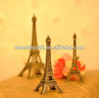 Resin mini Eiffel Tower souvenirs crafts