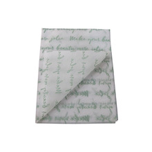 china supplier custom tissue paper wrapping paper