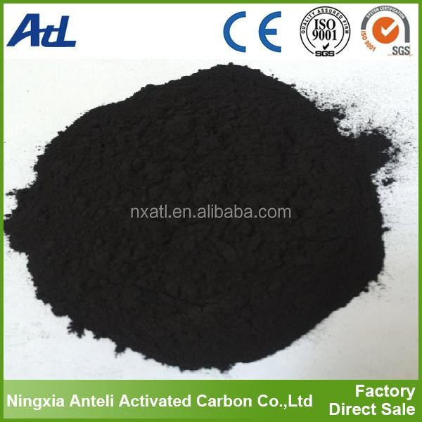 Wood based Powder Activated Carbon for vegetable oil