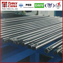 precision hydraulic cylinder piston rod
