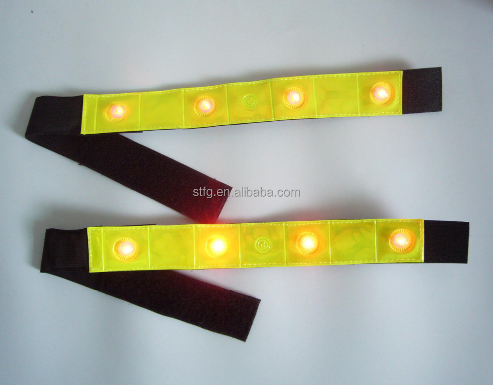 led armband for running