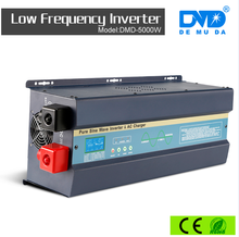 LCD Display 3KW-6KW Solar Inverter with controller Solar Pure Sine Wave Inverter with UPS AVR function for Air Condition,TV