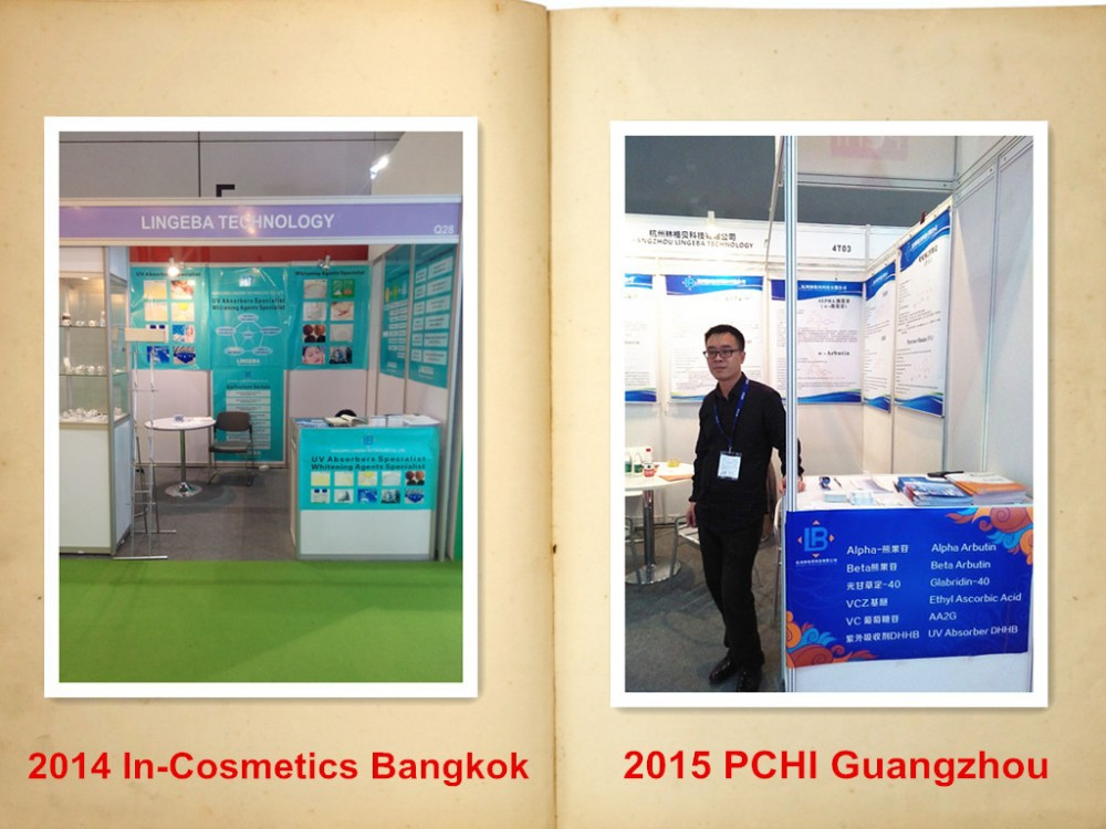 LGB since 2006 factory arbutin manufacturer for cosmetics ingredients distributors world