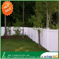 Cheap privacy garden fence