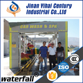 FD12-2A automatic tunnel car wash machinery