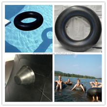 butyl rubber floating swim and snow inner tube 825-20