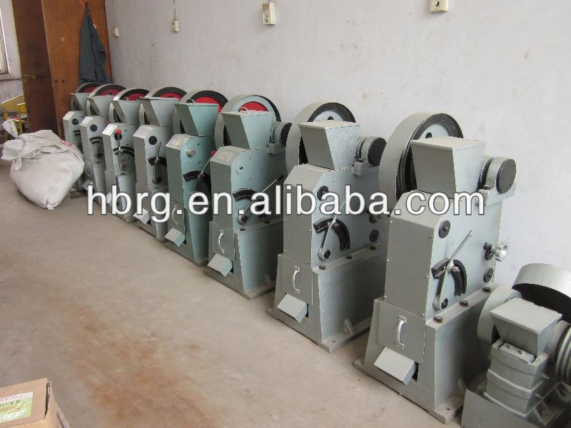 High-tech&Professional trio jaw crusher 2013 APEX