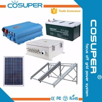 Solar Energy Storage Off Grid Complete