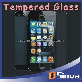 Sinva 9H 0.15mm 2.5D Premium Tempered Glass Screen Protector Manufacturer