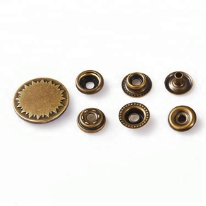The Best Quality and Lower Price Metal Snap Buttons
