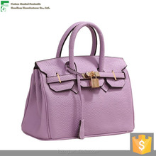 Fashion design first layer cow leather shoulder bag genuine leather handbag wholesale