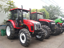 factory cheap price new type farm tractor 90hp 4x4 4wd tractor