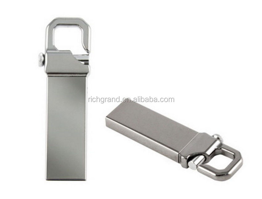 64GB Metal Key USB2.0 Memory Stick Pen USB Flash Drive Storage Thumb U disk