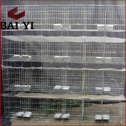 Factory Price Rabbit Kennel/Hutch/Cage With High Quality For All Types
