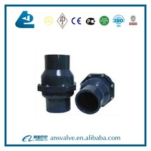 Plastic Ball Float Check Valve