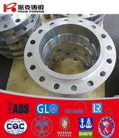 DIN 2501 welding flange for Petrochemical application