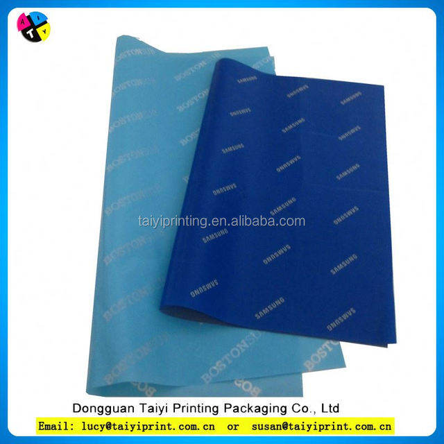Hot sale thick wrapping paper tissue weedding paper